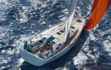 Yachtcharter Hanse 505 (4+1cab:3WC) Deck