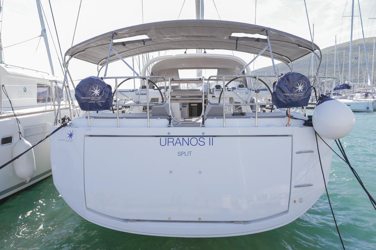 Yachtcharter Jeanneau64 Uranos II