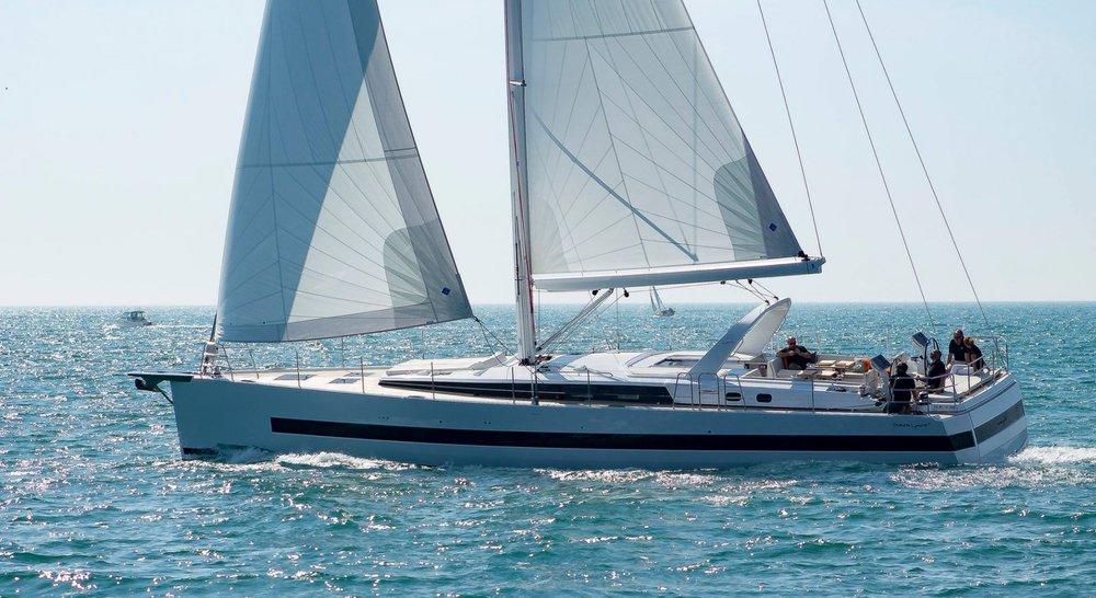 Yachtcharter Oceanis62 Thora Helen