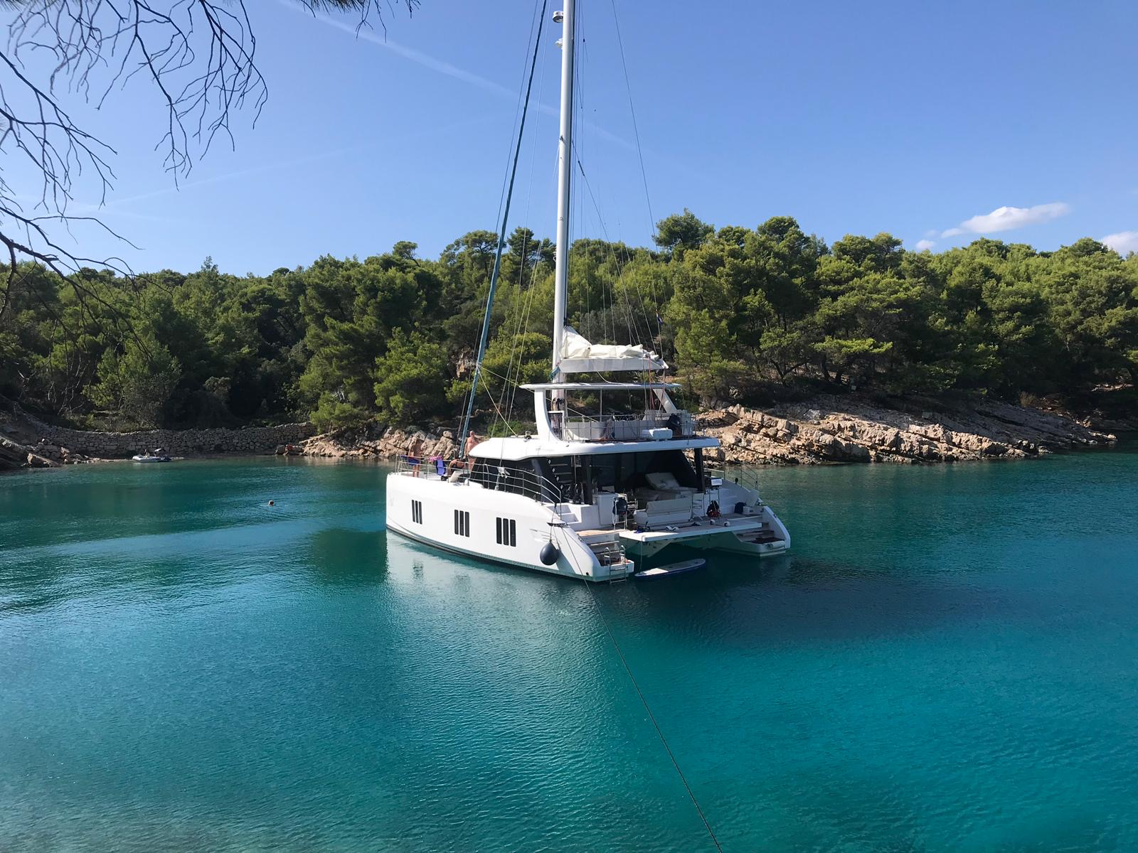 Yachtcharter Sunreef50 Tiril (Crewed)
