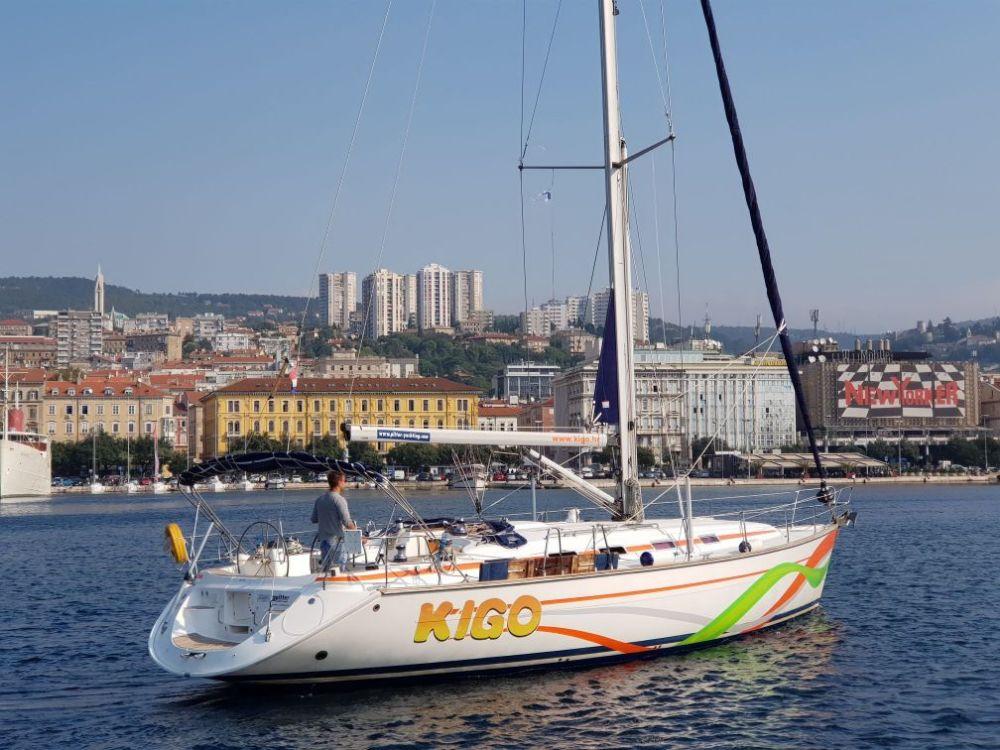 Yachtcharter Bavaria49 KIGO