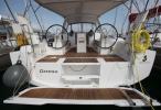 Yachtcharter Oceanis38 Omega