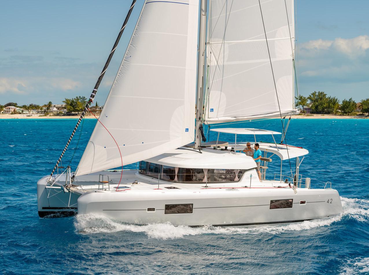 Yachtcharter Lagoon42 That