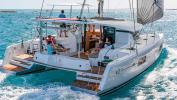 Yachtcharter lagoon 42 4cab Back