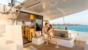 Yachtcharter lagoon 42 4cab Deck