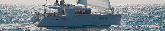 Yachtcharter Lagoon 450 F 4cab main