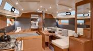 Yachtcharter Oceanis 41.1 3cab inner