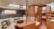 Yachtcharter Oceanis 41.1 3cab salon