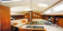 Yachtcharter Sun Odyssey 35 3Cab Pantry view