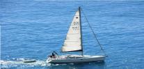 Yachtcharter Sun Odyssey 35 2Cab Side view