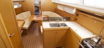 Yachtcharter Sun odyssey 36i Cab 3 Salon