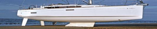 Yachtcharter Sun Odyssey 389 3cab Main