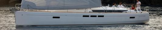 Yachtcharter Sun Odyssey 509 Cab 4 Main