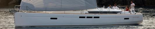 Yachtcharter Sun Odyssey 509 Salon 5 Cab Main