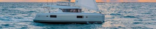 Yachtcharter lagoon 42 Cab 4 Main
