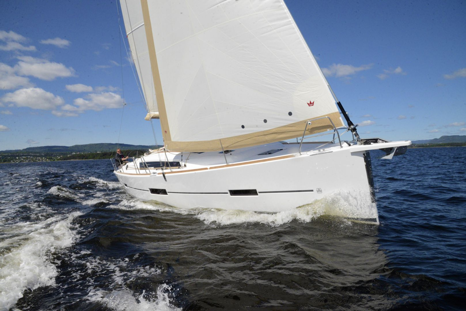 Chartern Sie die Dufour 412 Grand Large PHONIX II ab Kornaten / Dalmatien mit -40,0% Rabatt