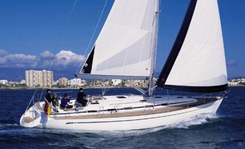 Yachtcharter Bavaria 49 Seitenansicht 5 Kab 3 WC