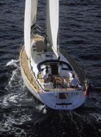Bavaria 46 Cruiser Außenansicht