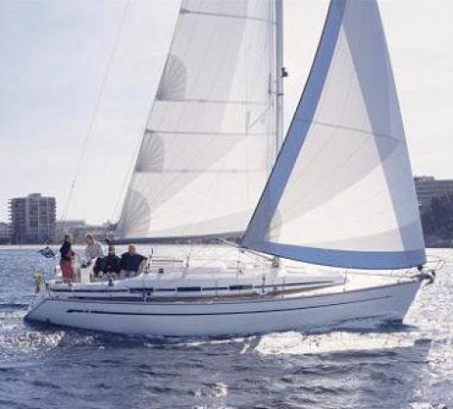 Yachtcharter Bavaria 36 3cab top