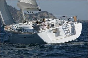 Oceanis 50 Au�enansicht