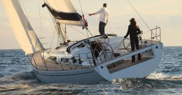 Salona 44 Performance Top Bild