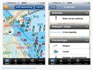 iPhone App erleichtert die Navigation im holländischen Revier