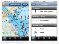 : iPhone App erleichtert die Navigation im holländischen Revier