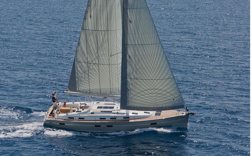 Yachtcharter Bavaria Cruiser 50 Deck