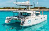 Yachtcharter Lagoon 52 (5Cab 5WC) Heck