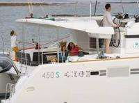 Lagoon 450 S (4+2 cab)