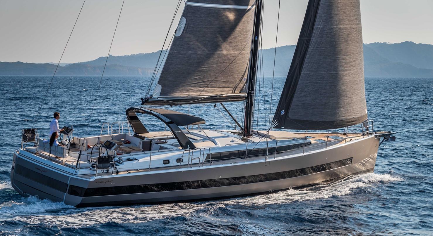 Yachtcharter beneteau oceanis 62