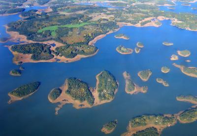 Charter Finnland: Inselgewirr - Schärengärten bei Turku