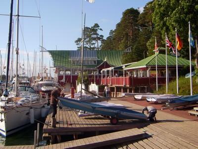 Charter Finnland: Mariehamn - Hauptort der Aland-Inseln