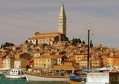 Charter Istrien-Kvarner: Rovinj ist einer der sch?nsten K?stenorte Istriens
