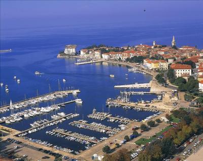 Bootscharter Istrien-Kvarner: In Porec sollten Charter-Crews unbedingt Halt machen