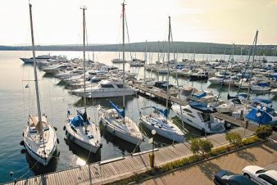 Yachtharter Istrien-Kvarner: Die Marinas in Kroatien sind durchweg hervorragend
