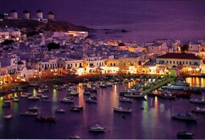 Charter Kykladen: Feiern auf Mykonos