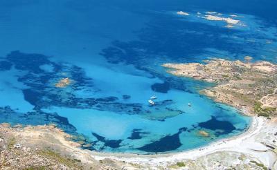 Charter Sardinien: Naturschutzgebiet Maddalena-Archipel im Norden Sardiniens