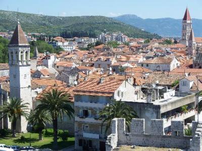 Charter Split/Dalmatien: Trogir hat eine herrliche Altstadt