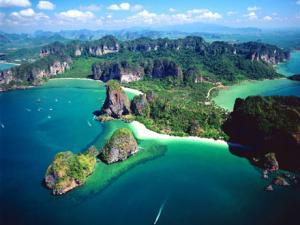 Charter Thailand: Die Region um Krabi ist wie ein Labyrinth