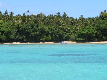 Charter Tonga: Das Segelrevier umfasst die Vava`u Gruppe